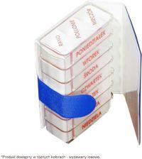 Kasetka na leki TYGODNIOWA ETUI - pojemnik na tabletki do dawkowania leków