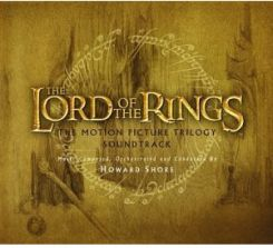 The Lord of The Rings - The Motion Picture Trilogy (Władca Pierścieni Trylogia) Soundtrack BOX [3CD]