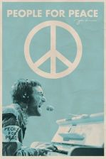 John Lennon (People For Peace) - plakat