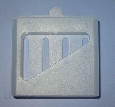 Pojemnik na akumulatorki R6 AA przezroczysty