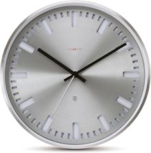 Karlsson Colour Clock Moon Kw0018wh