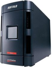 Buffalo LinkStation Pro Duo 2TB High Speed NAS RAID 0/1 (LS-WV2.0TL/R1-EU)
