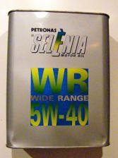 Selenia 5W40 WR 2L