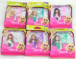Mattel Barbie Mini Breloczki T1424