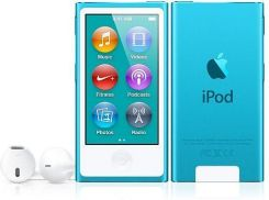 Apple iPod Nano 5gen 16GB Niebieski (MC066)