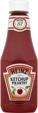 Pudliszki ketchup heinz hot 342g but plast