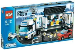 Lego City Mobile Police Unit 7288 - 0