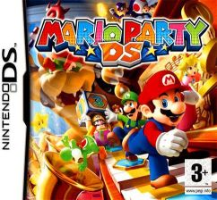 Mario Party (Gra NDS)