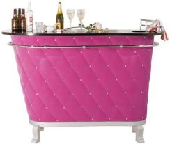 KARE design Rockstar Bar Purpurowy 72696