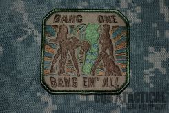 Mil-Spec Monkey Bang One, Bang Em&apos, All (Large) Arid