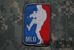 Mil-Spec Monkey Major League Doorkicker Full Color
