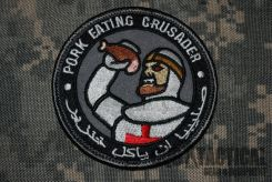 Mil-Spec Monkey Pork Eating Crusader SWAT