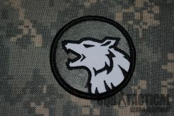 Mil-Spec Monkey Wolf Head SWAT