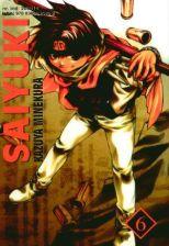 Saiyuki. Tom 6