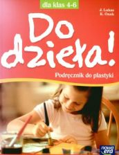 Plastyka 4-6 Do dzieła podrecznik+ Historia .sztuki