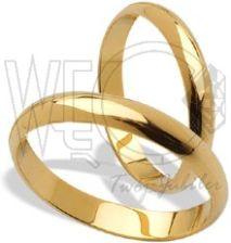 Łazur Obrączki ze złota LK-21z -25% masy wyrobu