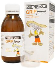 Neoglucan Grip Junior Syrop 120 ml - 0