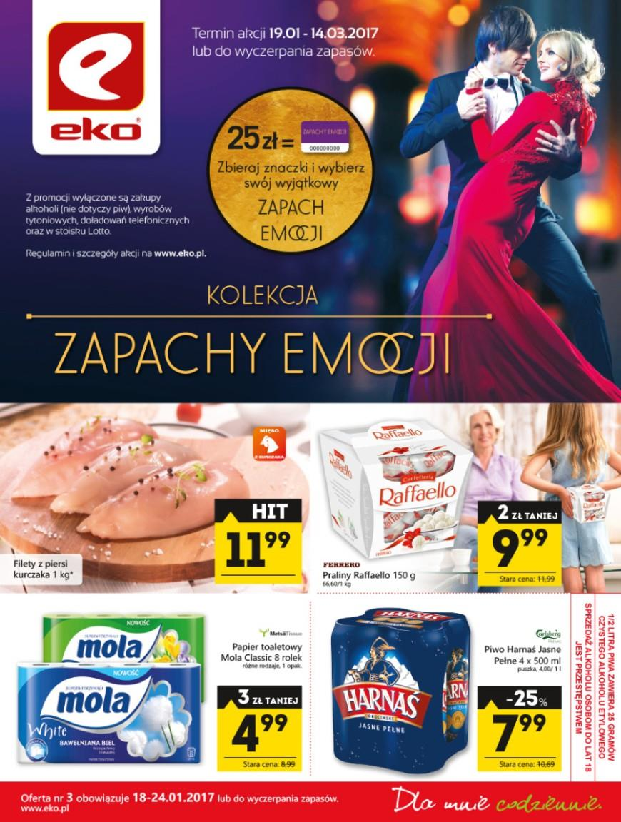 Gazetka EKO Holding S.A. nr 1 od 2017-01-18 do 2017-01-24