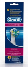 Braun Końcówki Oral B Floss Action MicroPulse (EB 25-2)