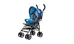 Caretero Alfa Blue Spacerowy