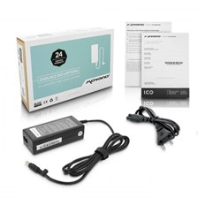 HP AC adapter (65-watt) (417220-001)