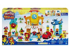 Play-Doh Town Centrum 3w1 (b5868)