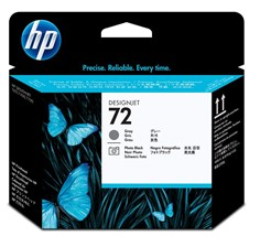 HP No.72 Grey and Photo Black Printhead do T1100, T610