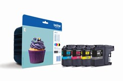 Brother multipack CMYK LC-123VALBP (LC123VALBP)