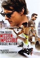 Mission: Impossible - Rogue Nation (Mission Impossible 5)  (DVD)