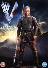 Vikings Season 2 (Wikingowie Sezon 2) [EN] (DVD)