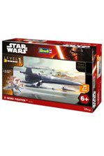 Revell Build & Play Star Wars X-Wing Fighter 06753