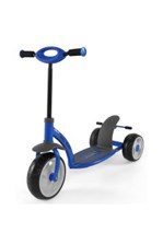 Milly Mally Hulajnoga Crazy Scooter Blue