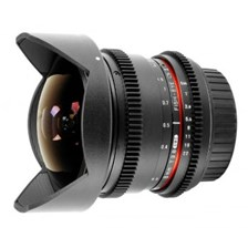 Samyang 8mm T3.8 Fish-eye CS II (Canon)