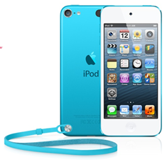 Apple iPod touch 32GB niebieski (MD717RP/A)