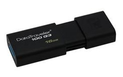 KINGSTON FLASH (DT100G3/16GB)