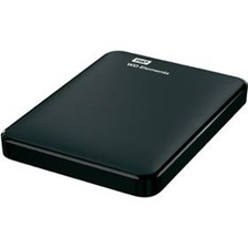 WD Elements Portable BUzG5000ABK czarny 2.5, 500GB, USB 3.0 (WDBUzG5000ABK-EESN)