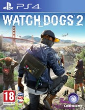 Watch Dogs 2 (Gra PS4)
