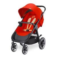 Cybex Gold Eternis M4 Autumn Gold Spacerowy