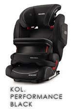 Recaro Monza Nova Is Seatfix Performance Black 9-36 Kg