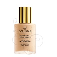 Collistar Fondotinta baza pod makeup wodoodporna odcień 1 Perfect Wear Foundation SPF 10 30 ml