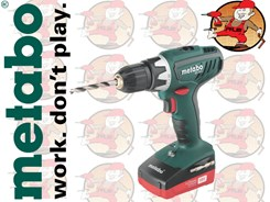 Metabo BS 18 Li 2x 18V/2.0Ah 602116530