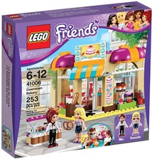 Lego Friends - Piekarnia 41006
