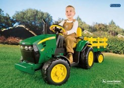 Peg Perego Traktor John Deere Ground Force