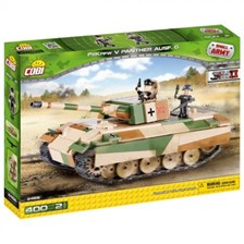 Cobi Small Army V Panther Ausf 2466