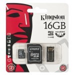 Kingston Pamięć 16GB Multi Kit / Mobility Kit (MBLY10G2/16GB)
