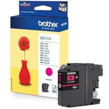 Brother Magenta Lc121M Lc121M (LC121M)