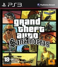 Grand Theft Auto San Andreas (Gra PS3)