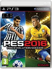 PES 2016 - Pro Evolution Soccer 2016 (Gra PS3)