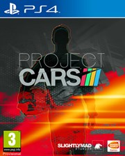 Project Cars (Gra PS4)