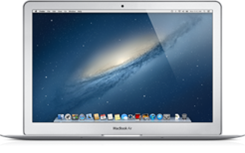 Apple New Macbook Air (MD761PL/A/R1)
